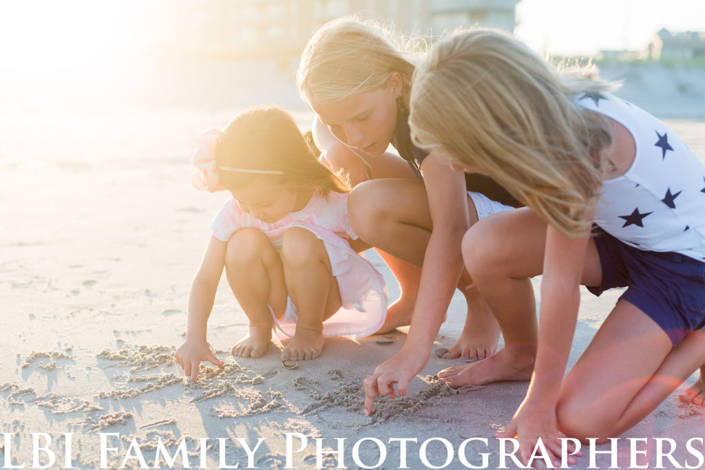 The Best Family Beach Photographer in LBI New Jersey