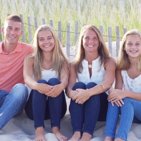The Best Family Beach Photographers in Harvey Cedars New Jersey