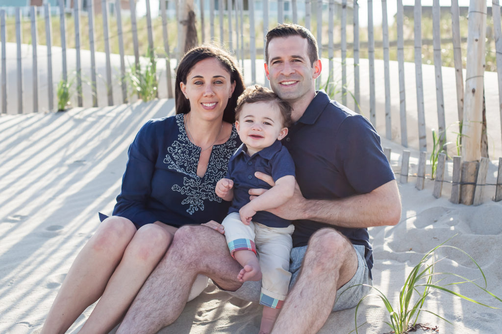 Professional Family Photographers in Beach Haven NJ